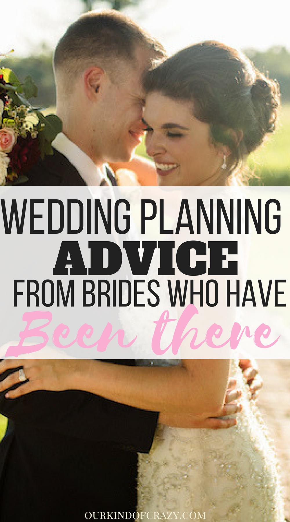 Wedding Planning Advice, Summer Romance Wedding. Advice from past brides.