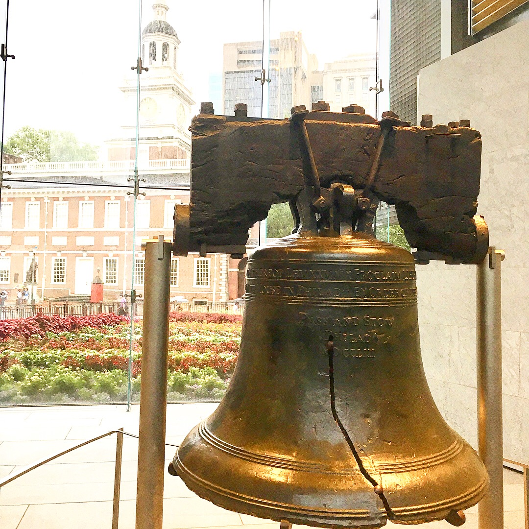 Liberty Bell Philadelphia Pennsylvania