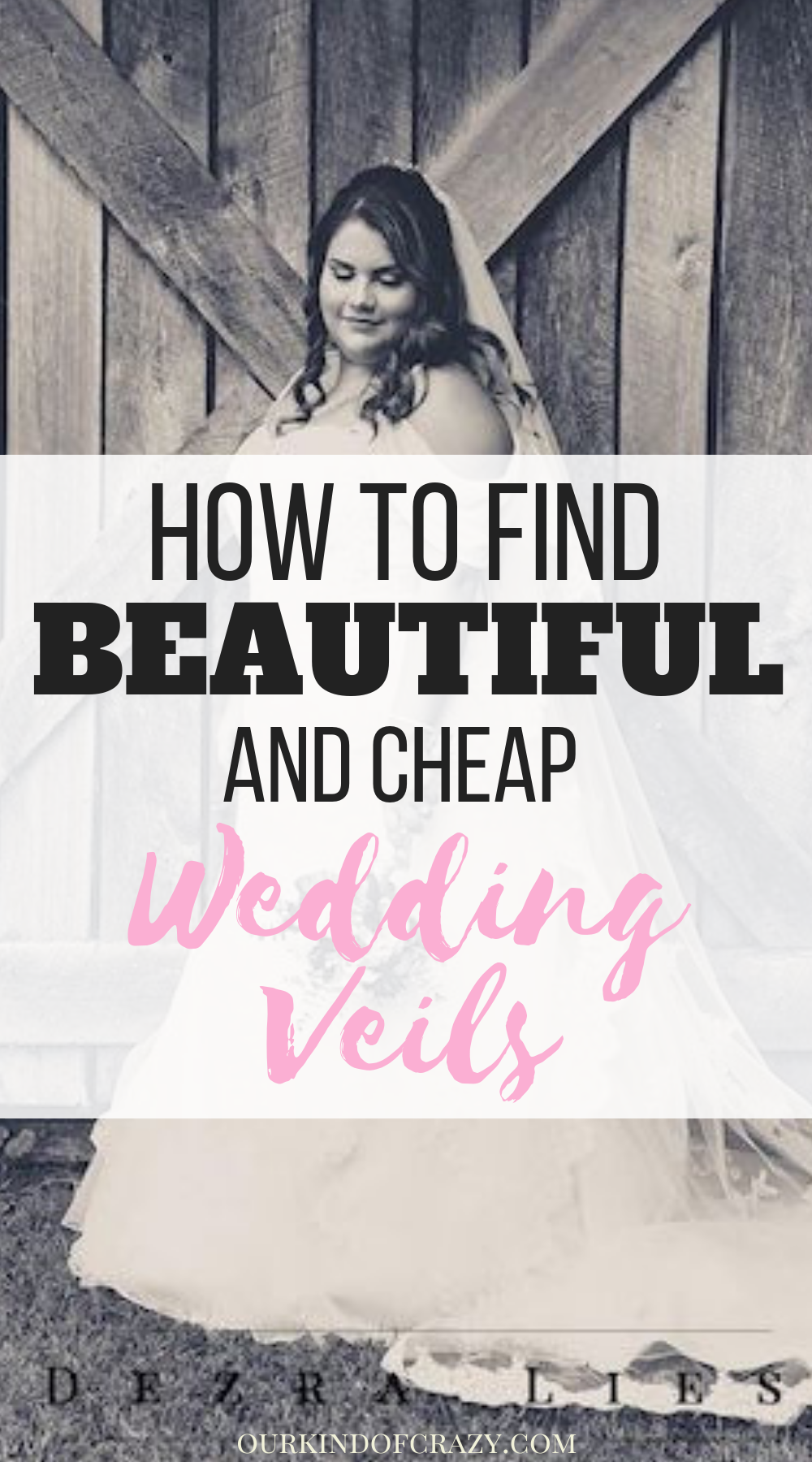 Affordable and Cheap Wedding Veils - Budget Wedding? Look for these great deals on your Veil.