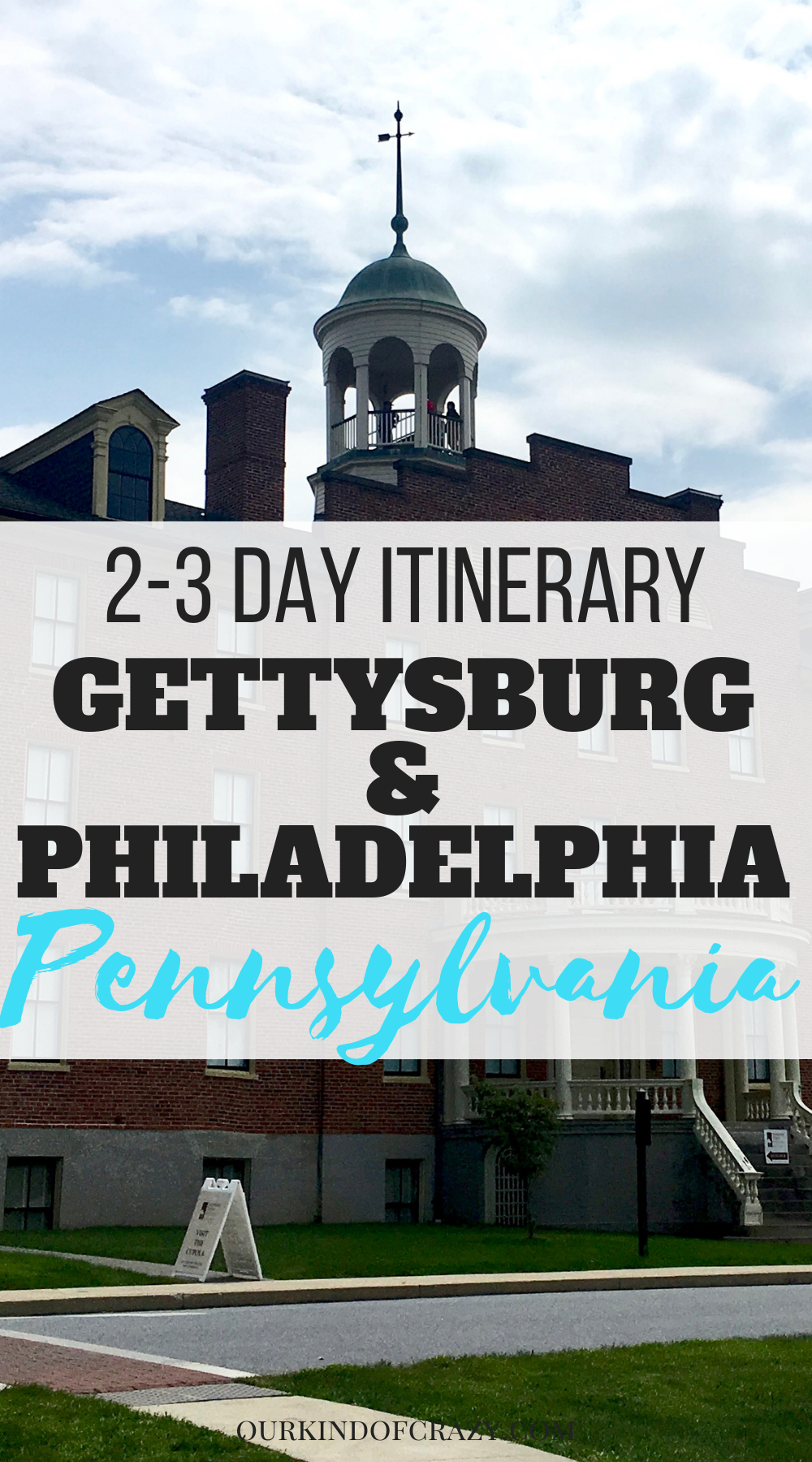 US History Tour of Gettysburg and Philadelphia - What to do in Gettysburg, What to do in Philly, Things to do in Philadelphia and Gettysburg