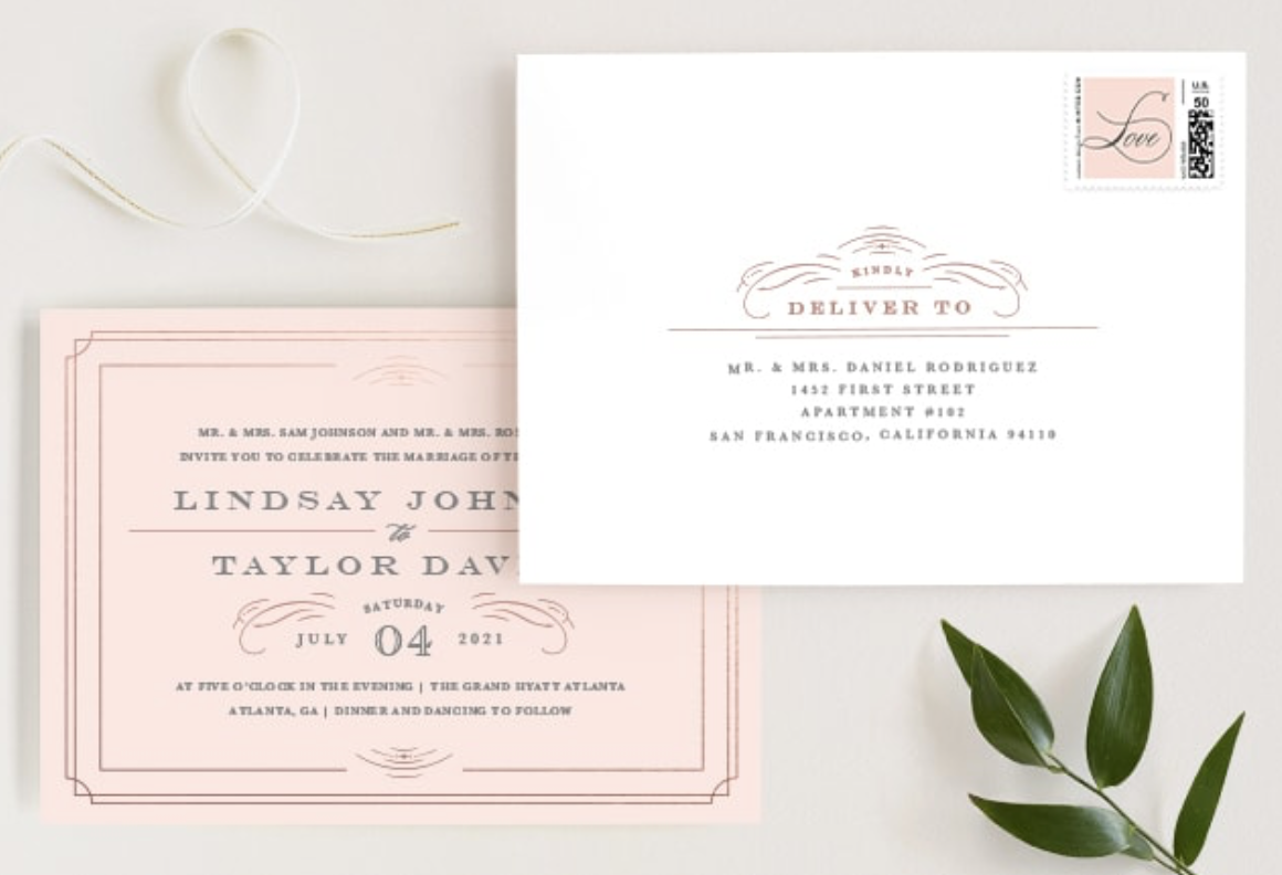 Everything You Need for Your Save The Dates - Minted