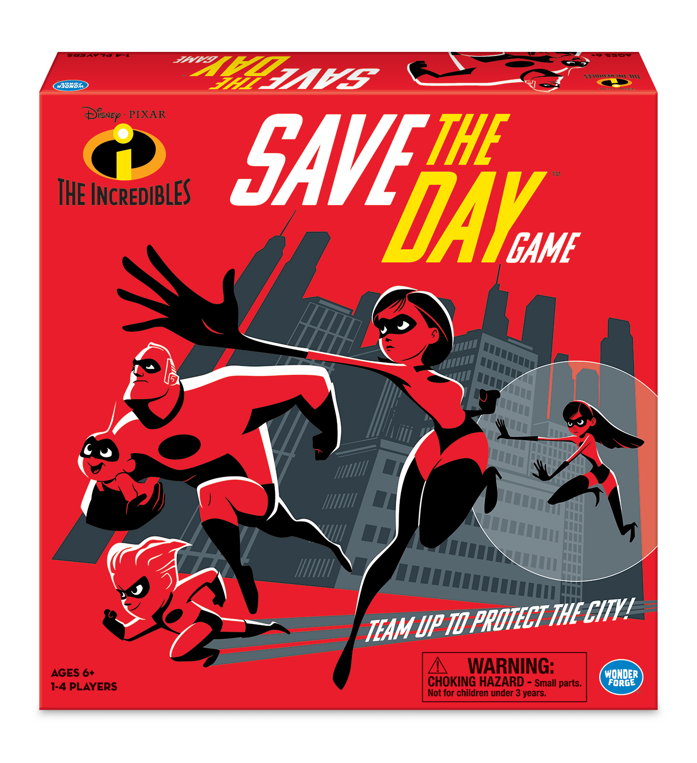 """Wonder forge Games - Wonder Forge has a group of awesome new games out. Your kids will love playing these games. """"The Incredibles Save the Day Game"""" is a fun game you can play with the whole family. Each player has special powers (just like the movie), and you can use teamwork and problem solving skills to help save the day. Feel like playing the evil villain? """"Villainous"""" turns you into one of six Disney Villains, where """"being the bad guy is a good thing!"""" """"Ya Blew It!"""" is a fun and fast-paced dice game for the whole family. For the older teens on your list, check out """"YeahNOPE"""". It's a conversational game that allows you to get to know your friends while sharing your experiences. Wonder Forge has lots of great games available. Click each picture for more info!"""