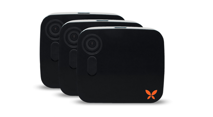 OOMA HOME SECURITY CAMERAS - We have been on the lookout for a great home security system, and Ooma has answered the call. We have the Ooma Butterfly cameras that have all the extras you may need in an indoor security camera. First off, Ooma Butterfly is small and lightweight, measuring 3.7 x 3 x 1.5 inches. It's portable and can be set up anywhere around your home. And because it's so small, it doesn't ruin your home decor. It works with Live Stream Video right on your phone. Just download the app, and you can watch live video from wherever you are, right on your phone. The cameras record in 1080p full HD video for clear pictures. You'll get notifications of live activity going on in your house.It only records when something moves in front of it, or if there is a loud noise. An awesome feature of the Ooma Butterfly is Facial Recognition. After a little while, your camera will start recognizing faces who you know, and you won't get alerts if they are the one who set off the camera. But, you can still see the video if you wanted. This camera runs off of your internet connection, but if the power or internet goes out, there is a battery backup with an internal 16 or 32gb storage.Another cool feature is the two-way communication. You can hear what is going on around the camera, and you can also talk through the camera as well. These cameras work wirelessly, and without a base. So you can purchase one single camera, or a pack of 3. We are big fans of Ooma, and are excited with our new security set up.