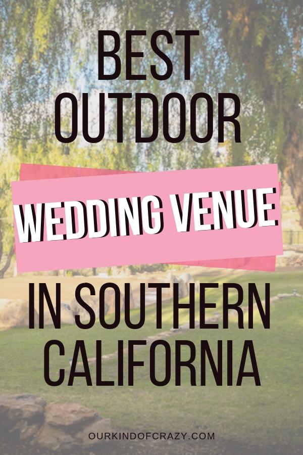 Best Outdoor Wedding Venues Southern California Heritage Hill. Unique Outdoor Wedding Reception Venue in Temecula, Murrieta, California