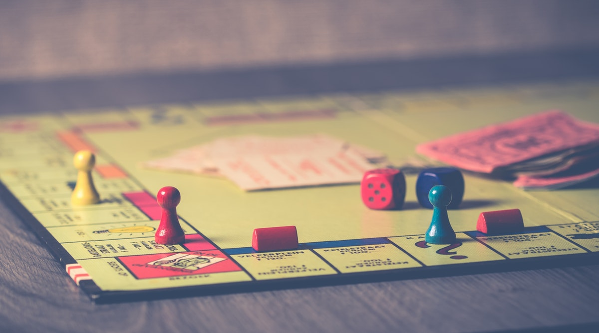 classic games for date night