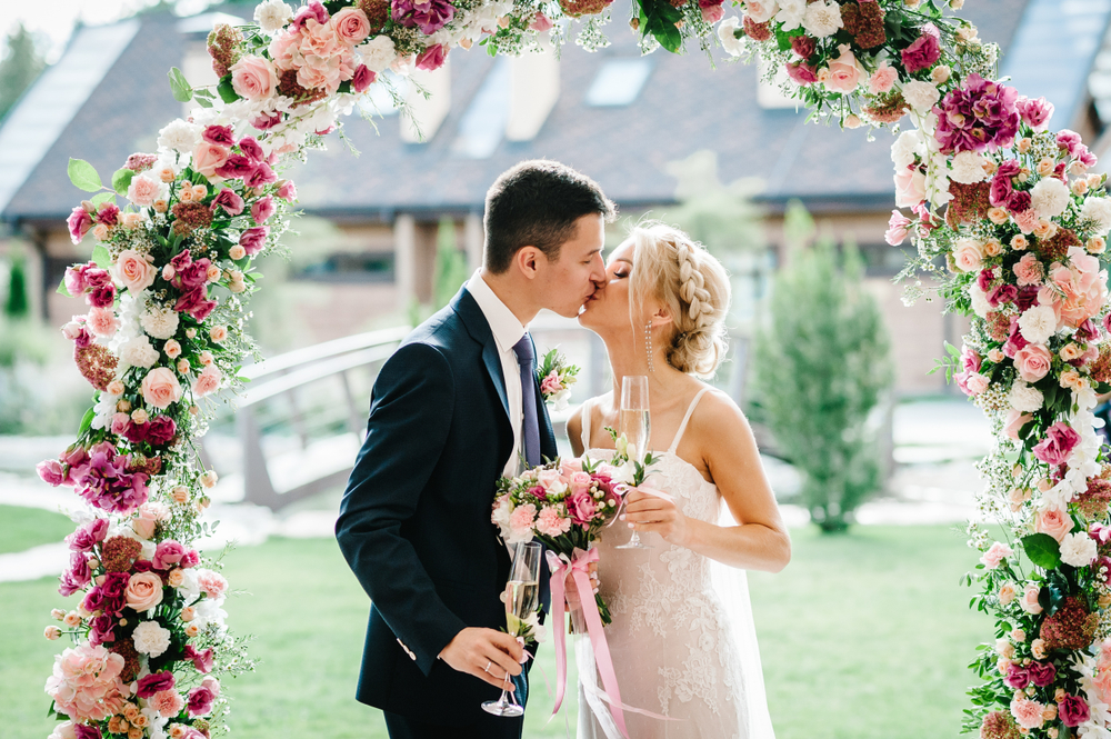 Backyard Wedding Advice. Tips to have the best backyard wedding