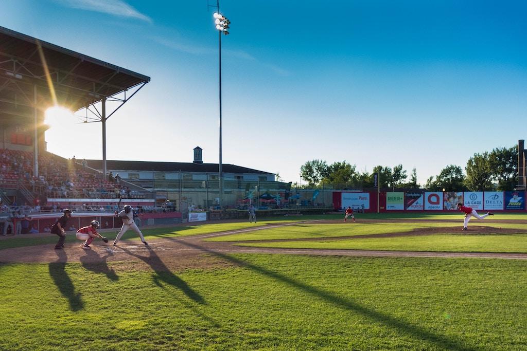baseball game spring date