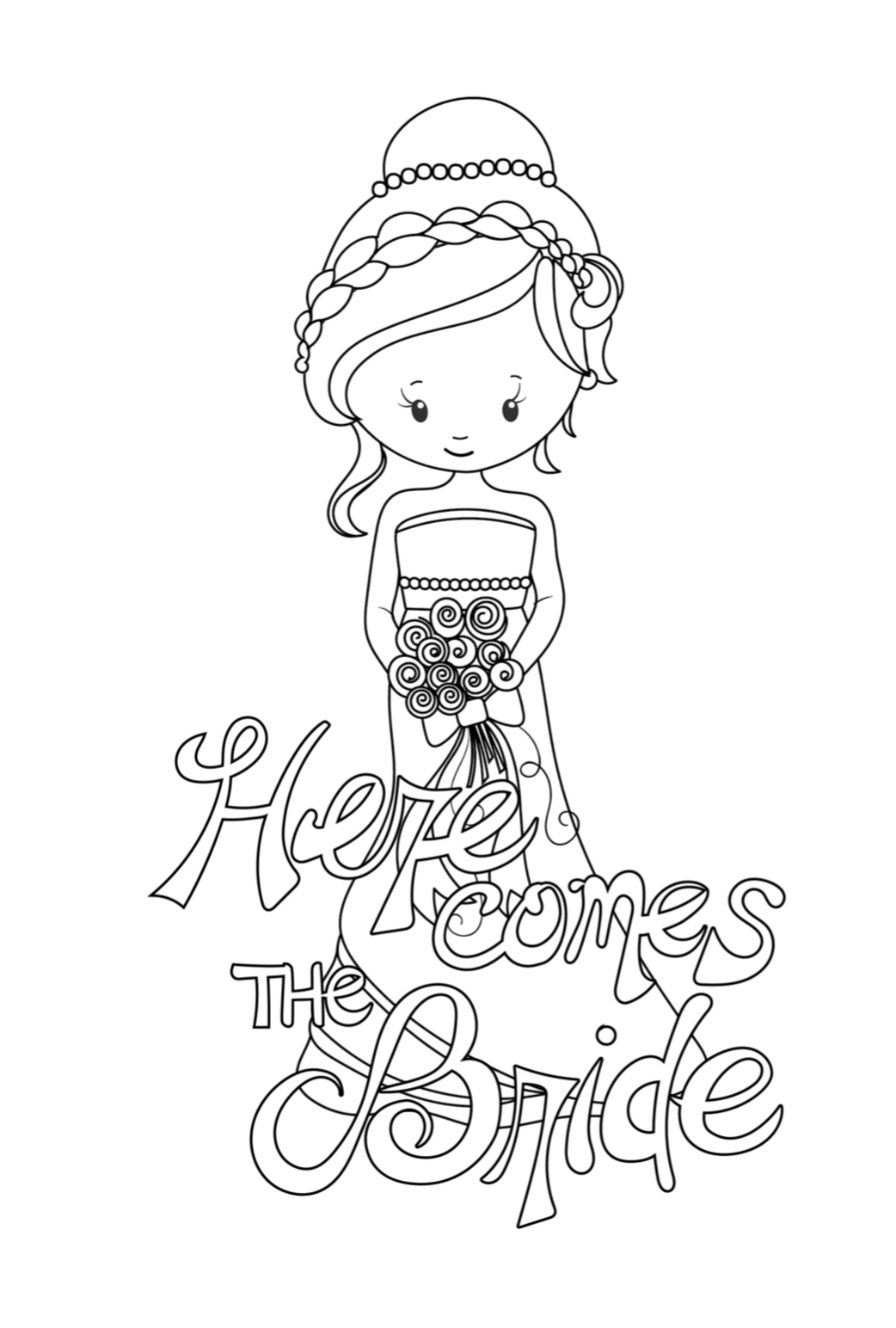 Free Wedding Activity Book for Kids — Our Kind of Crazy