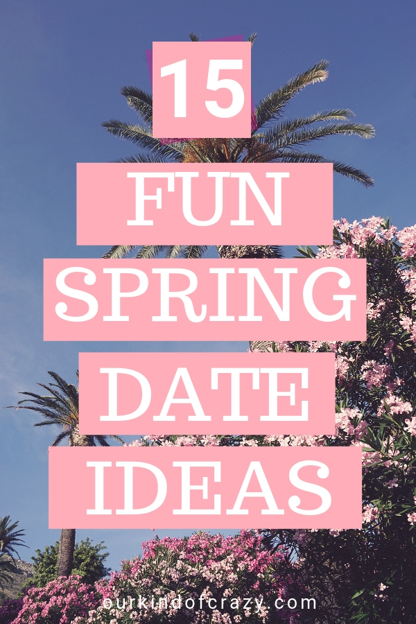 Spring Date Ideas on a Budget