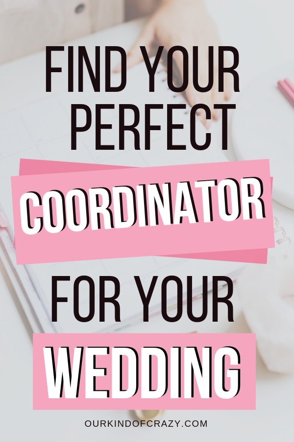 How to find the best Wedding Coordinator