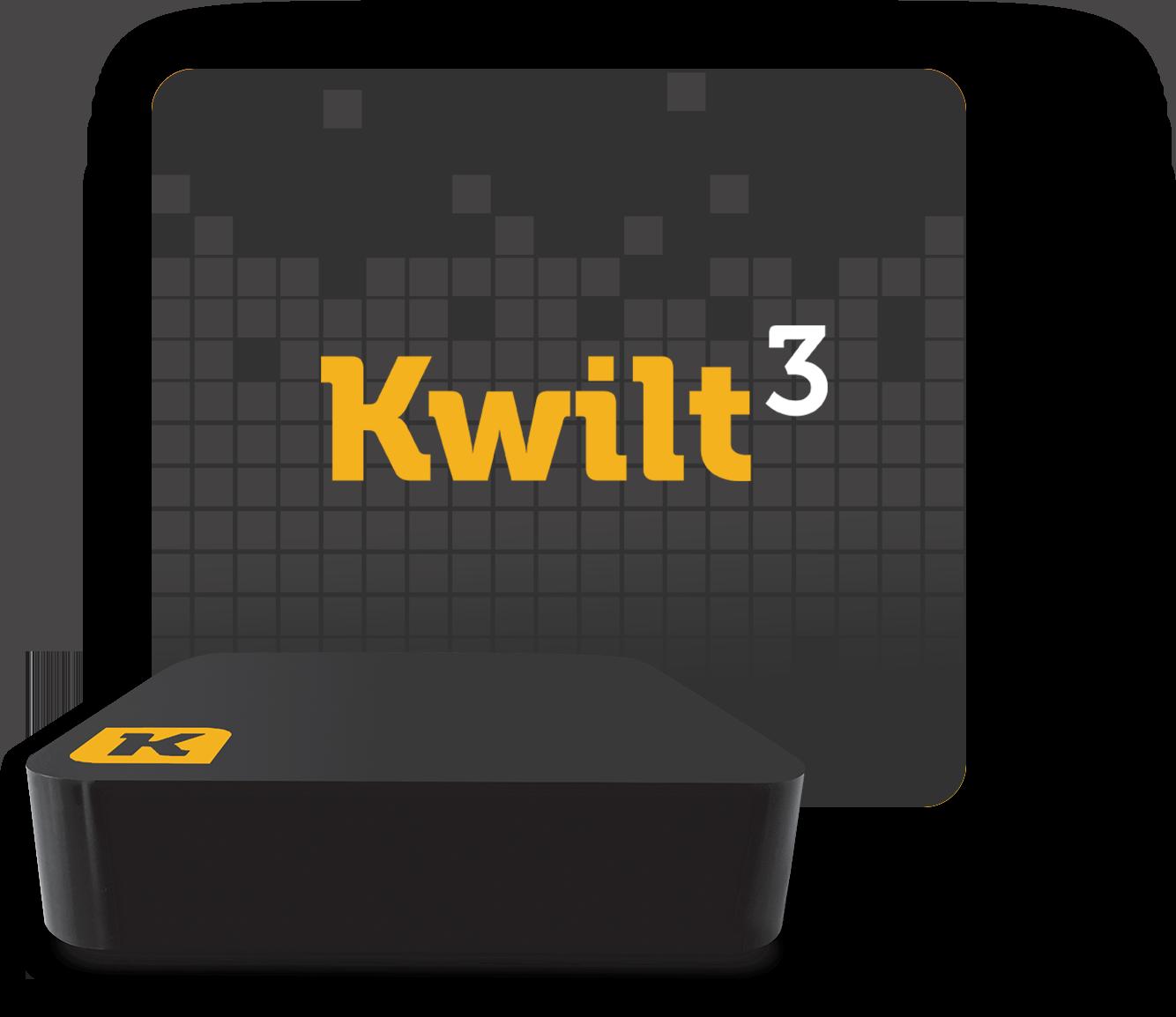 Kwilt Cloud Storage Device