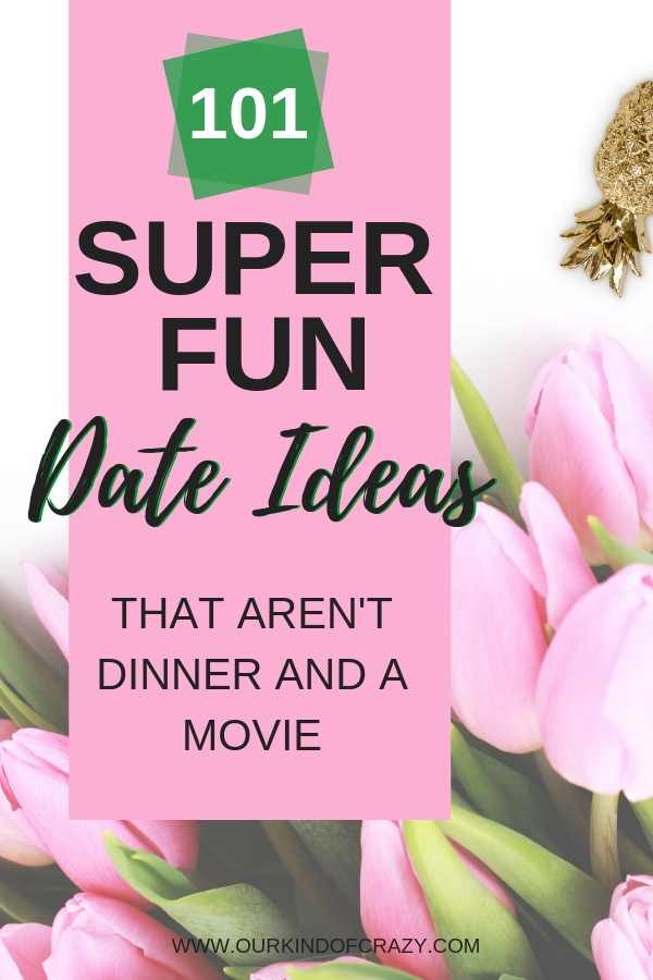 Super Fun Date ideas for couples