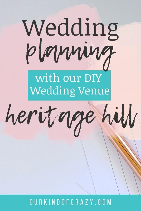 Wedding Planning With Southern California Outdoor Wedding Venue Heritage Hill