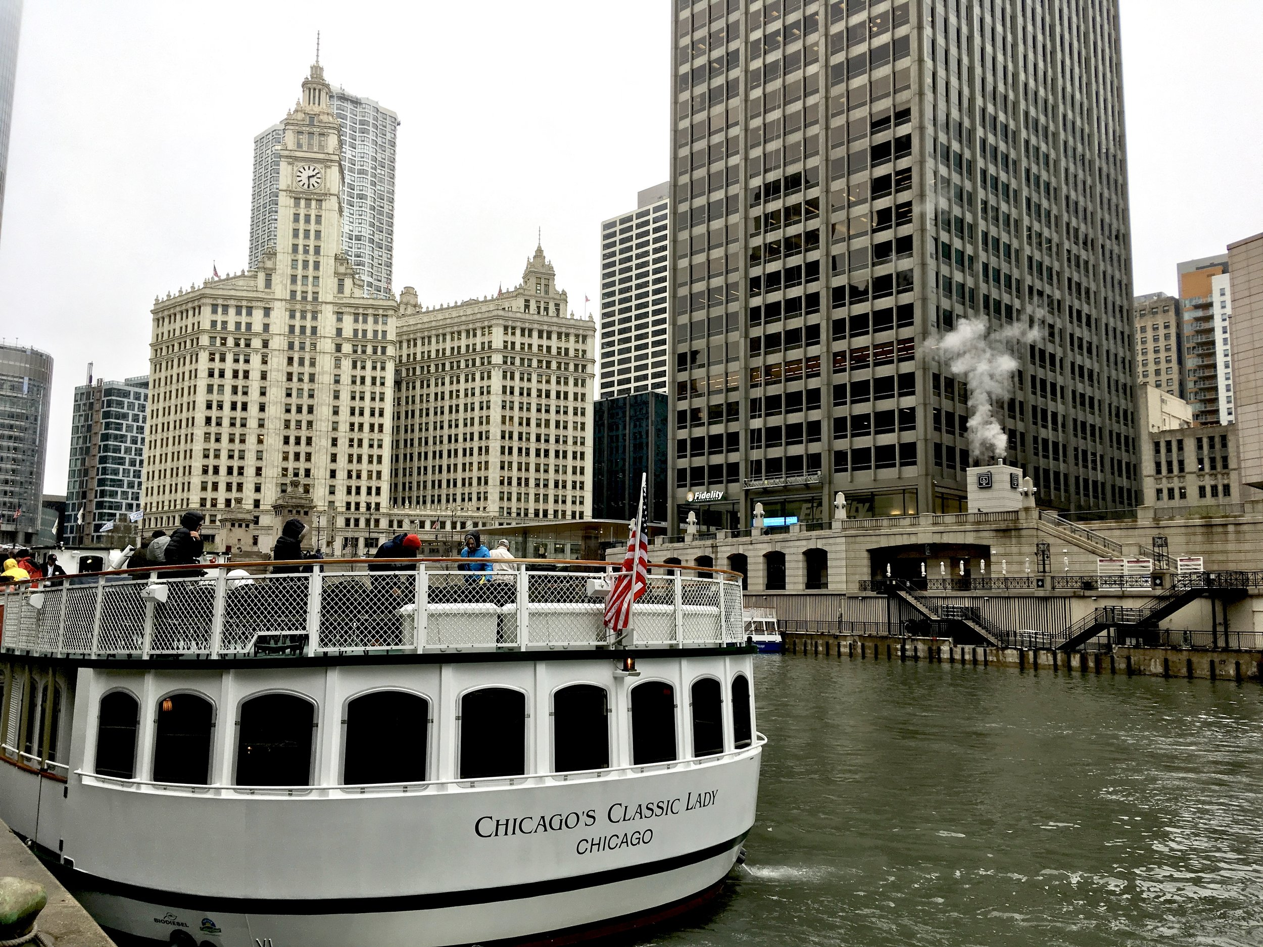 Chicago's First Lady Cruise