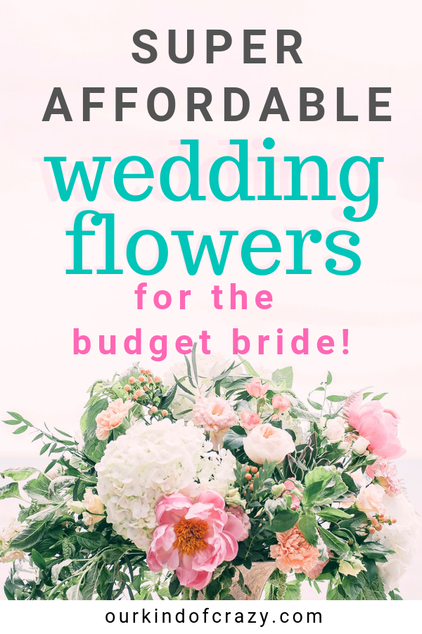 This is such an awesome secret that more people should be talking about! We seriously saved hundreds and hundreds of dollars on our wedding flowers, and think everyone needs to know how to save all this money on their wedding flowers!!