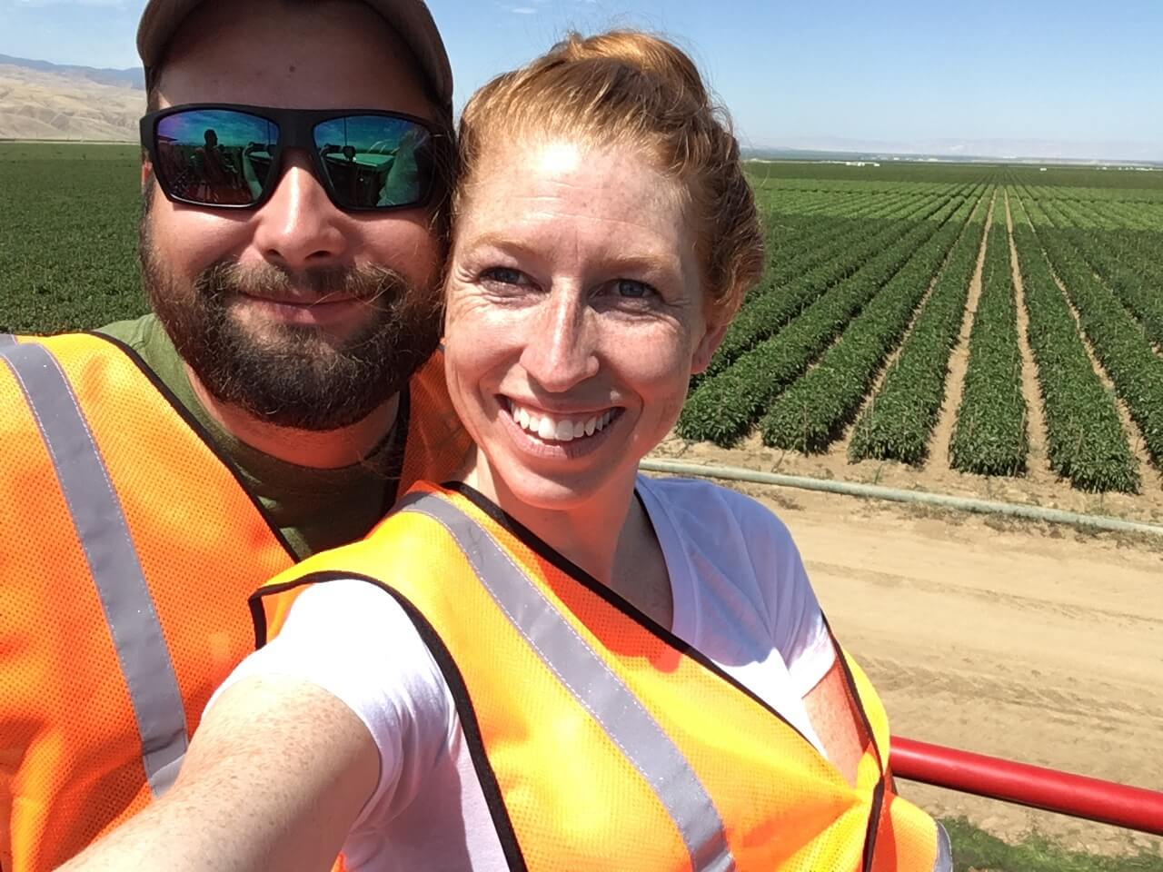 bolthouse farms tour in Bakersfield Ca