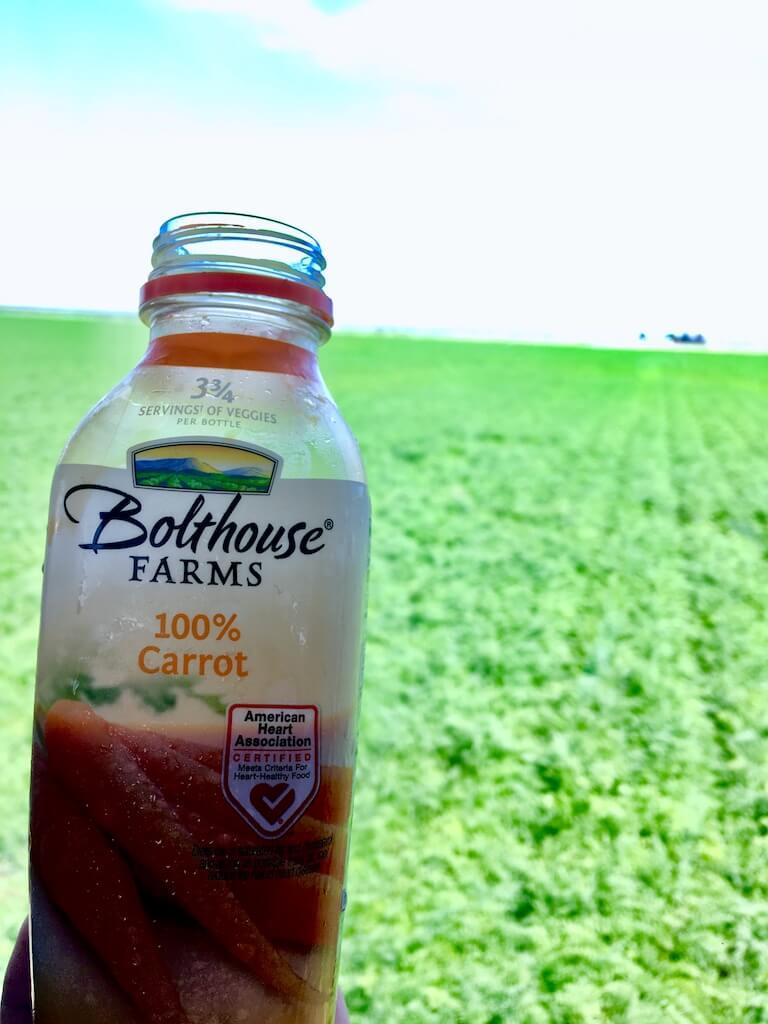 Bolthouse Farms Factory Tour
