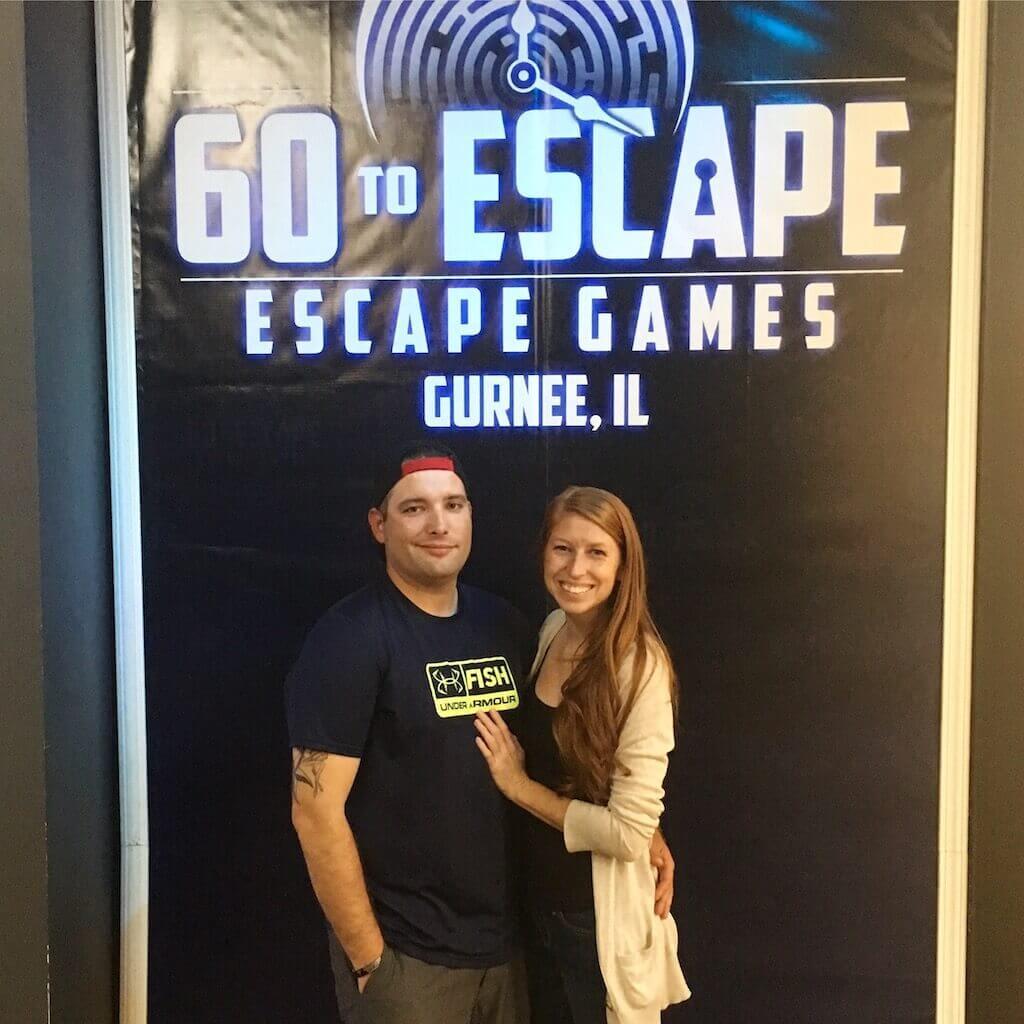 Escape Room Date Night Idea