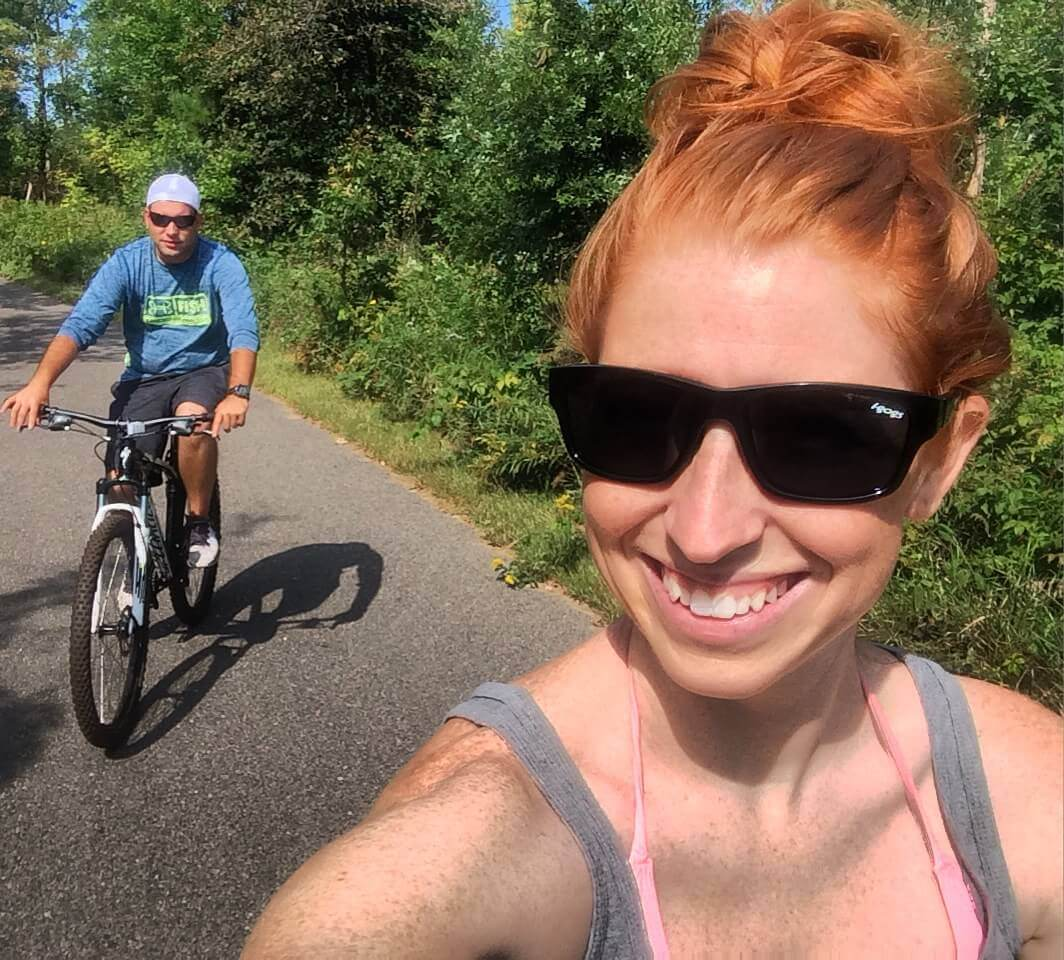 date ideas go for a bike ride