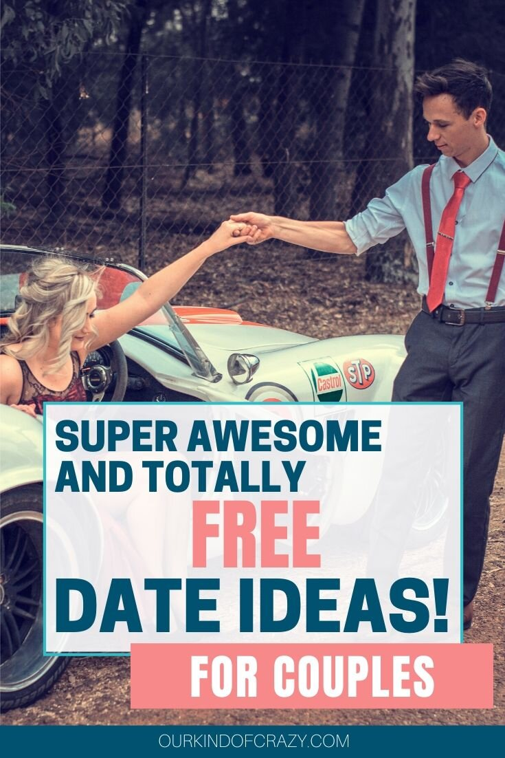Super Awesome and Totally Free Date Ideas!