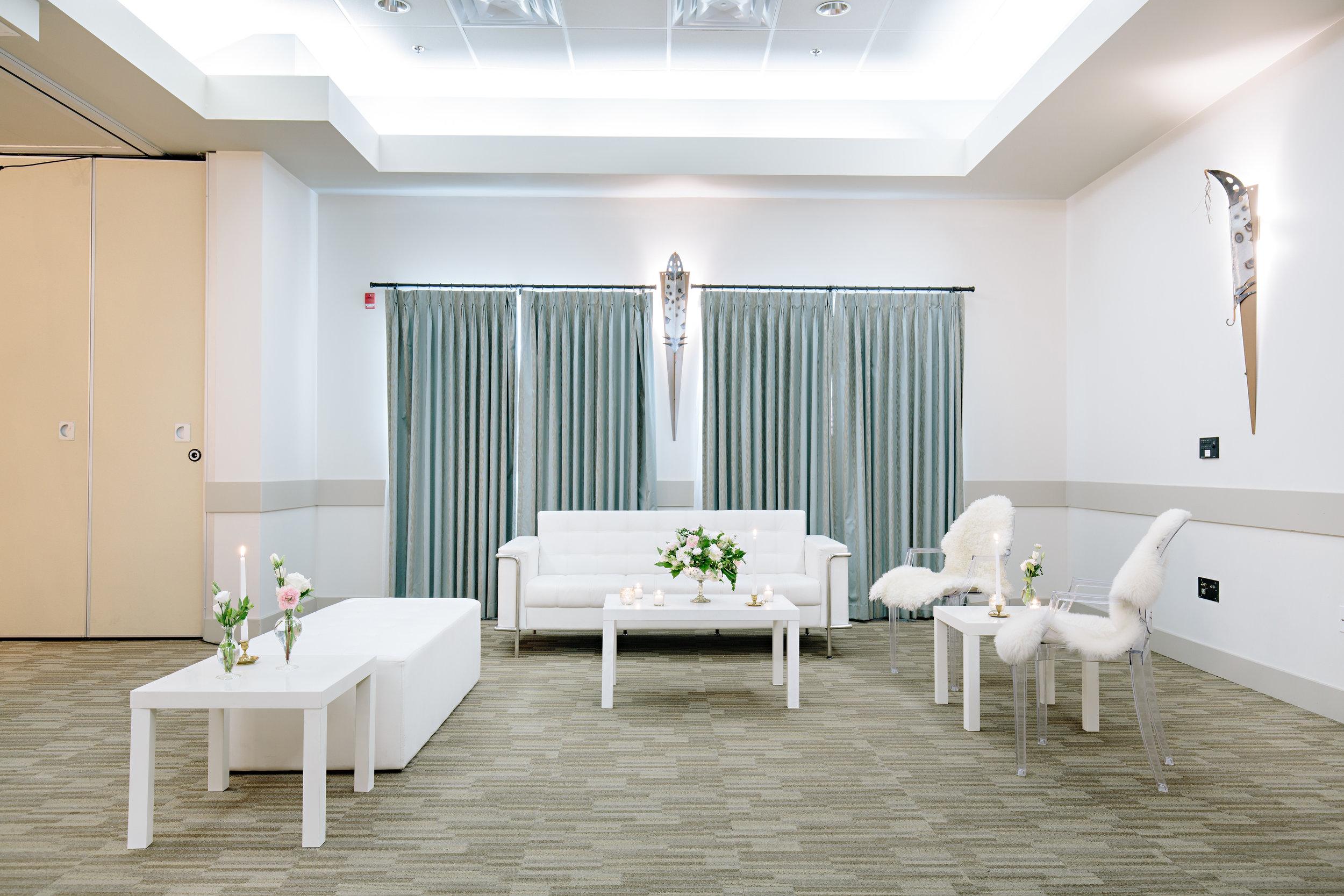 Spirit Ridge Okanagan Osoyoos Summer Wedding Conference Room Lounge White.jpg