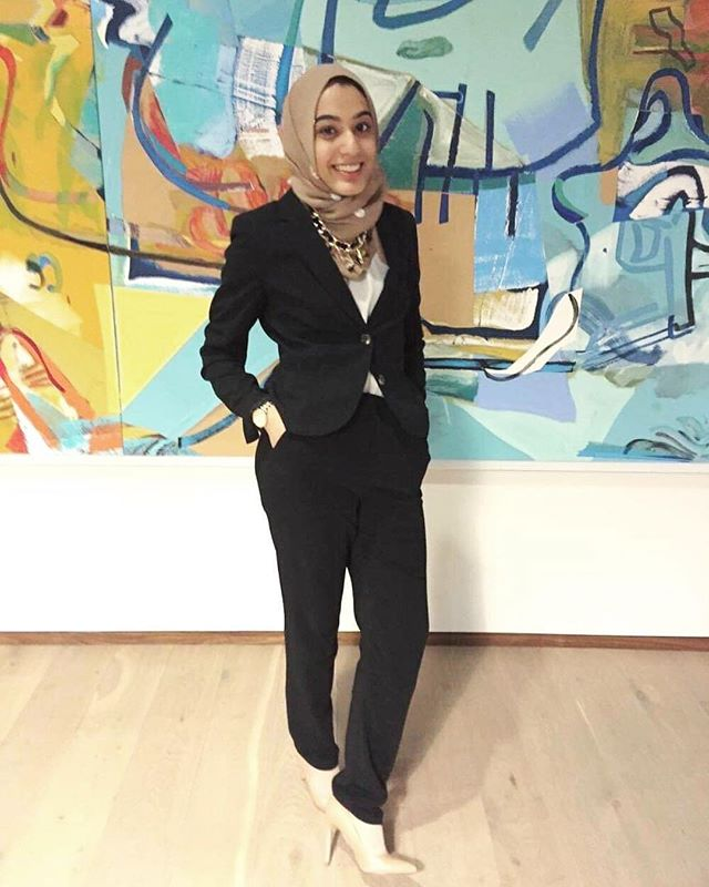 """This weeks WIM #WCW goes to Sara Raza!▪️""""Sara is an incredibly thoughtful person and someone who makes you feel special - she will go out of her way to make someone's day with little things, whether that's buying a cake pop for a fellow ICC exec's birthday, gifting me a pencil case that reminded her of me, or driving from and to Toronto at obscene hours in order to catch up with friends who are in town. Just a really great friend to have 🙂""""▪️thank you for being such an amazing gal 💖💖"""