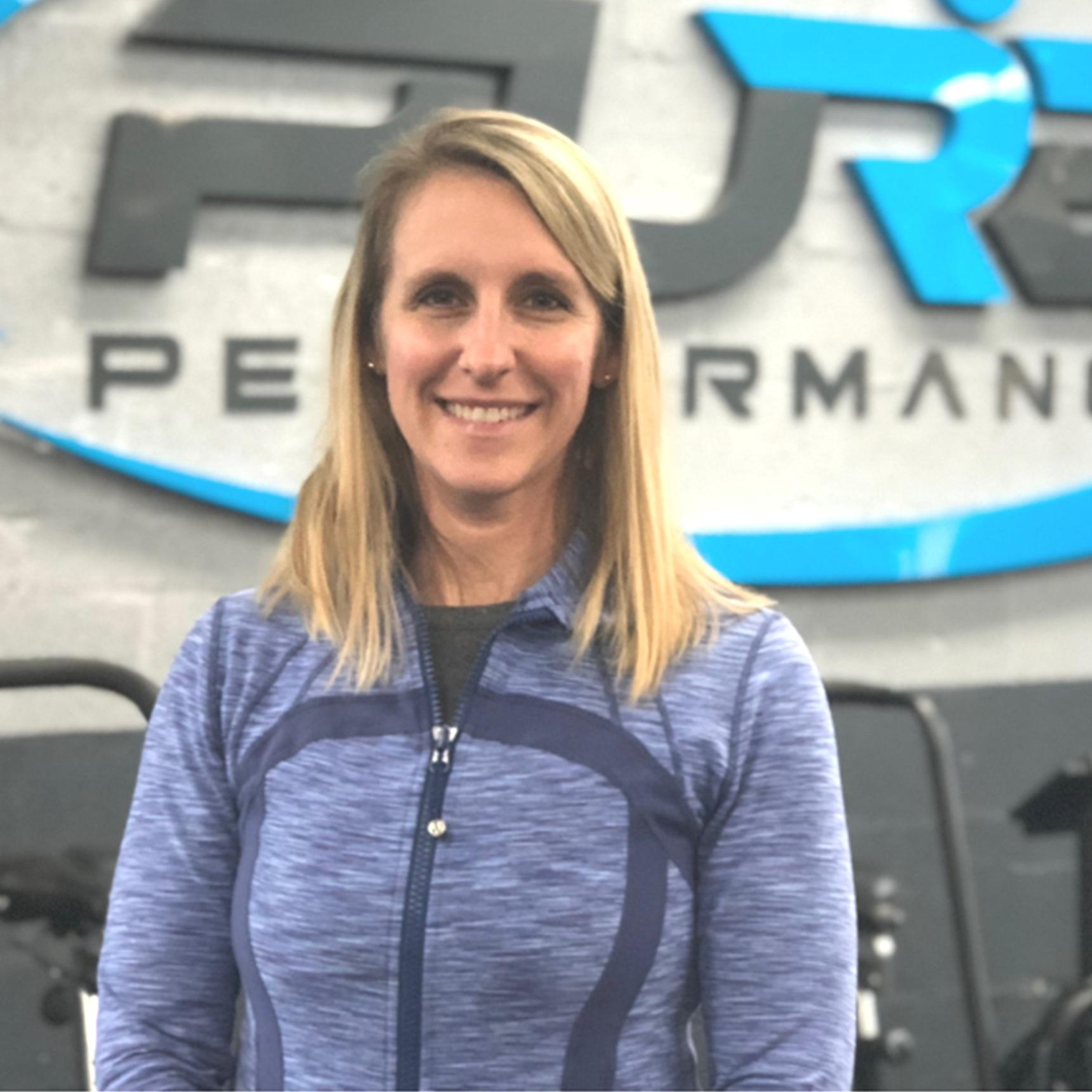 ALLISON STEPHENS, ACE-CPT Women's Fitness Specialist Tenure: 2013-present