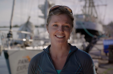 Meet Emily penn, earth changer at Pangaea Exploration >>