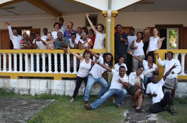 SEED madagascar fort dauphin - freddie mercury Charity day