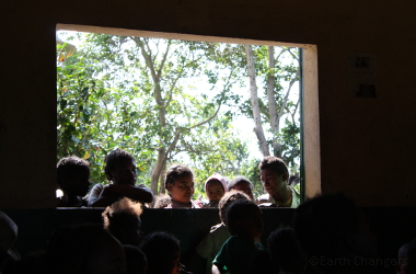 sainte luce School supported by SEed madagascar