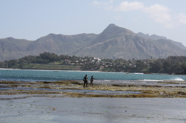 Fort Dauphin, centre of seed Madagascar's projects