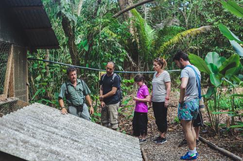 Lapa Rios, Costa Rica - Sustainability Tour