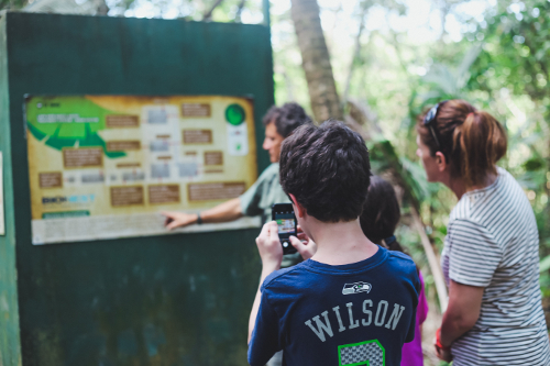 Lapa Rios reserve Guided Tour