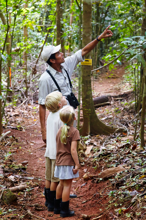 Lapa Rios, Costa Rica - Rainforest Guided Walk