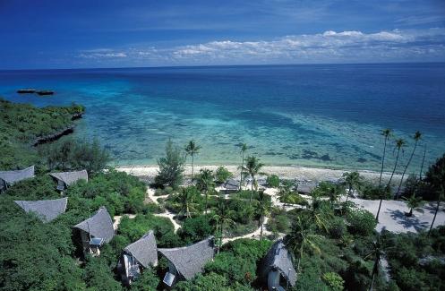 Chumbe Island Bungalows, pristine Marine Park & forest Reserve