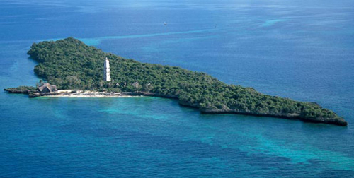 Chumbe Island Coral Park overview