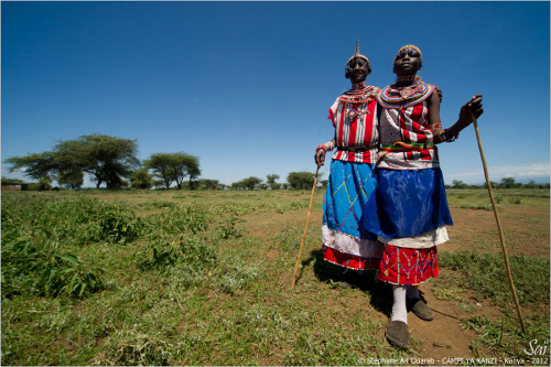 Maasai village ceremony, Campi ya Kanzi, Kenya by sai