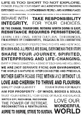 The Earth Changers Manifesto