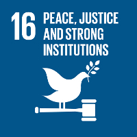 SDG 16 Peace Justice & Strong-Institutions
