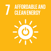 SDG 7 Affordable & Clean-Energy