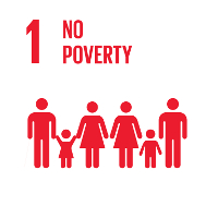 sdg #1: no poverty Earth changers supports the Sustainable Development Goals