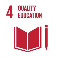 Sustainable development goal #4 Quality Education #sdgs