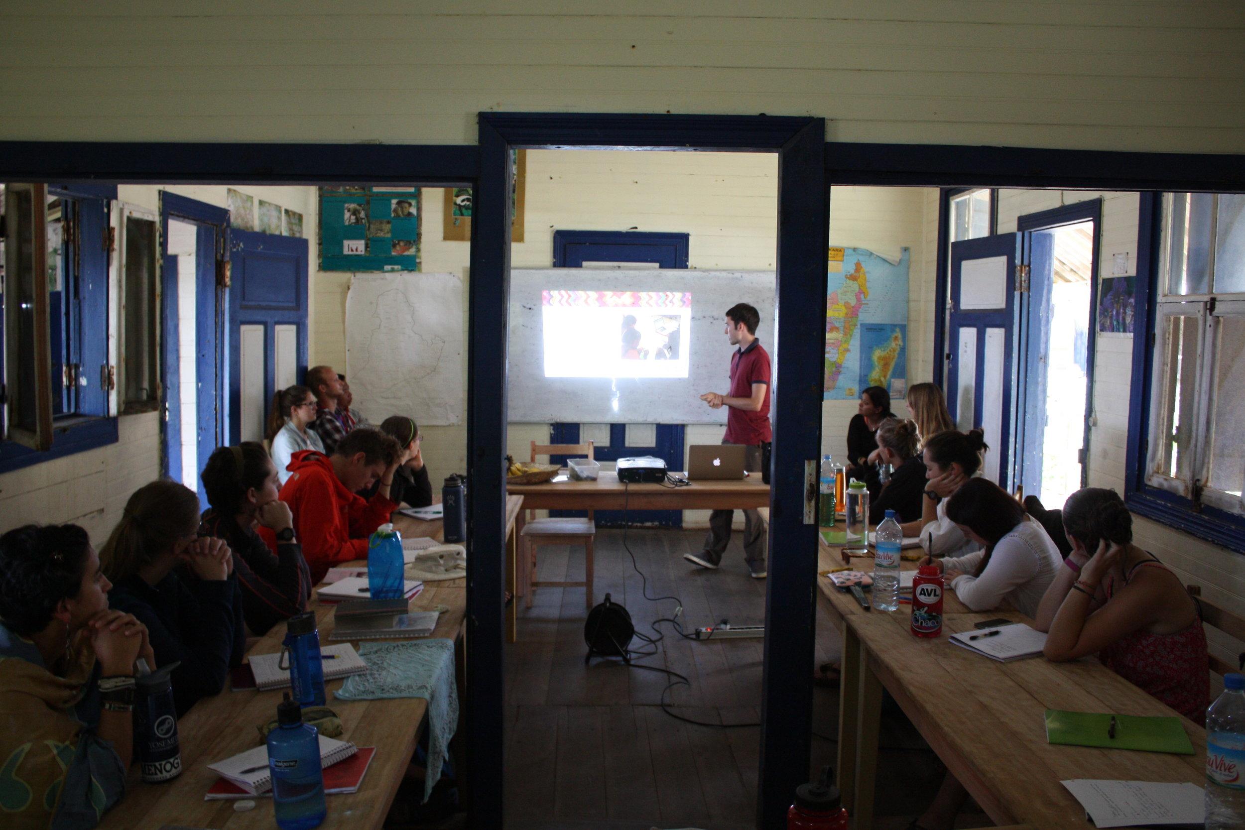 SEED training in madagascar