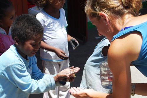 SEED Madagascar's WASH programme delivers education on sanitation & hygiene