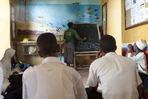 Chumbe Island Tanzania Conservation Education