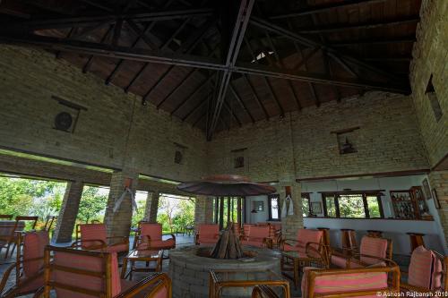 Copy of  Nepal Tiger Mountain Pokhara Lodge - Main Lodge