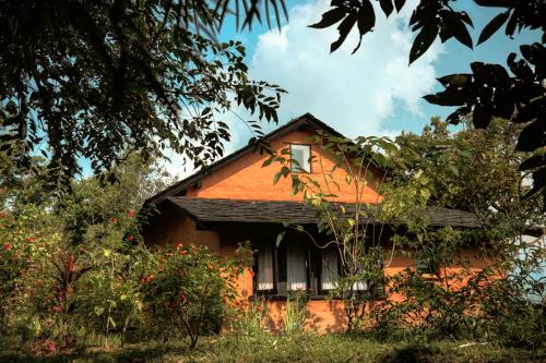Copy of Nepal Tiger Mountain Pokhara Lodge - room exterior 4