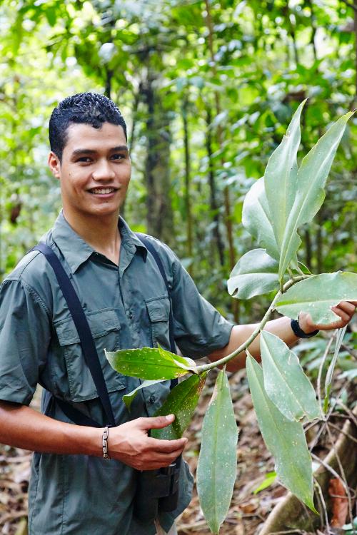 ecotourism guide, Lapa Rios, Costa Rica