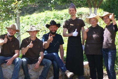 Linden Tree team cont'd