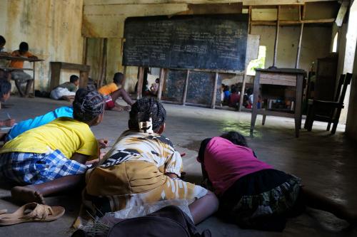educaiton in madagascar